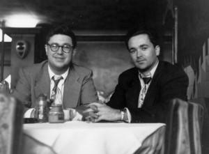Bill Gaines y Al Feldstein