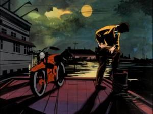 """""""¡Ea, a tomar viento las llaves de la moto!"""""""