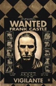 Impresionantes las portadas de Tim Bradstreet en las que Punisher se parece bastante a Till Lindemann, cantante de Rammstein, ¿no?