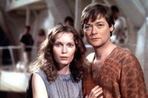 SUPERGIRL, Mia Farrow, Simon Ward, 1984,  © Warner Bros.