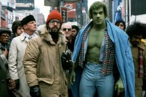 """""""¡Hulk tener frío en Nueva York!"""""""